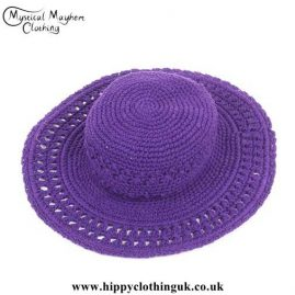 Purple-Crochet-Hippy-Sun-Hat