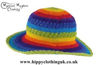 Rainbow-Crochet-Hippy-Sun-Hat