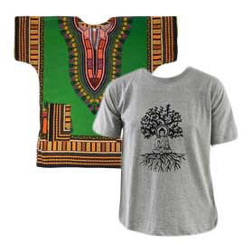 Hippy Shirts | Festival Shirts