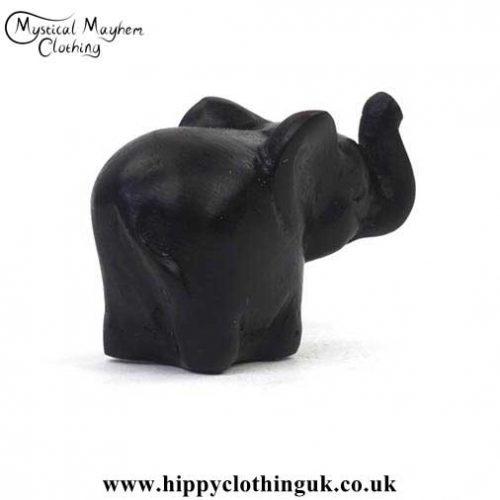 Small-Resin-Elephant-Good-Luck-Pocket-Charm---Right-Angle
