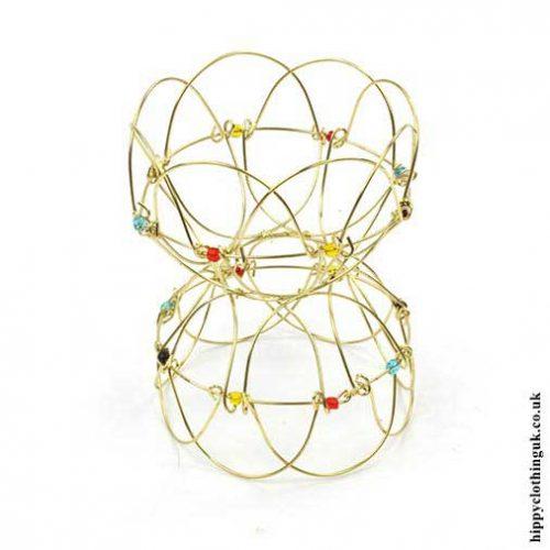 Wire-Mandala-Double