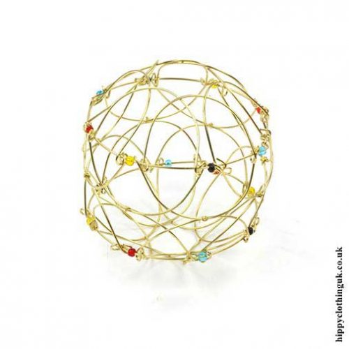 Wire-Mandala-Sphere
