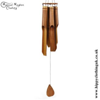 Bamboo Windchime from Indonesia, Large