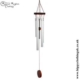 Metal Windchime from Indonesia, Small