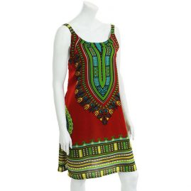 Red-Cotton-Dashiki-Dress