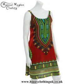 Red-Cotton-Dashiki-Dress