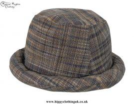 Thai-Cotton-Hippy-Rimmed-Hat
