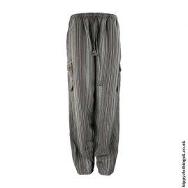 Brown-Striped-Cotton-Hippy-Trousers