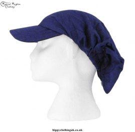 Blue-Headband-Cap