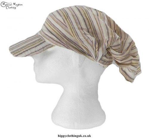 Cream-Striped-Headband-Cap