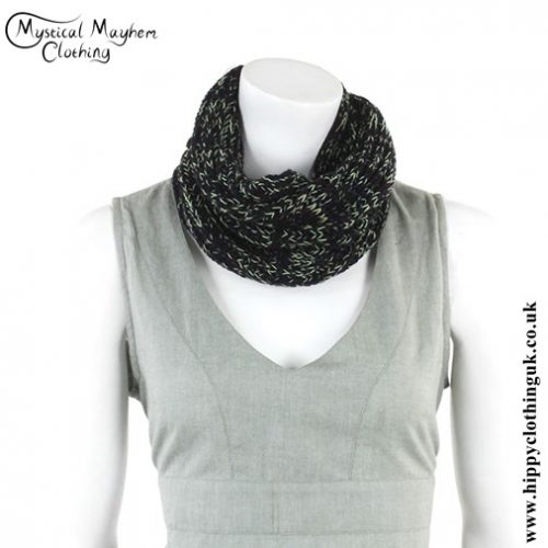 Knitted Wool Snood - Example