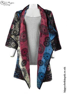 Multicoloured-Acrylic-Long-Shrug