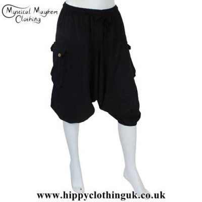 Hippy Shorts - Male Ali Baba Shorts