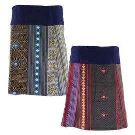 Short Wrap Skirts