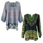 Hippy Vest Tops and Blouses - Hippie Tunics