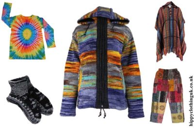 Top 5 Hippy Winter Warmers