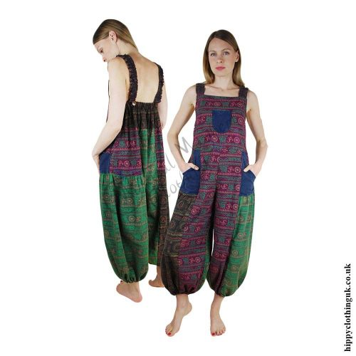 Example-Om-Dungarees,-Hippy-Dungarees