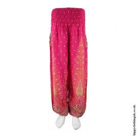 Pink-Hippy-Harem-Genie-Pants