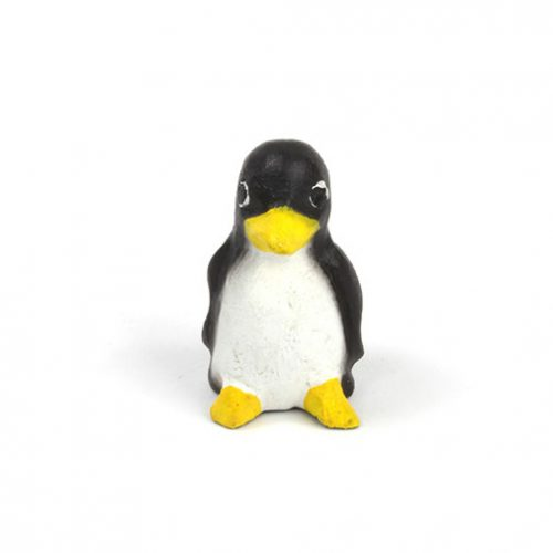 Tiny Squeaking Penguin - Front