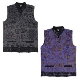 Embroidered Waistcoats