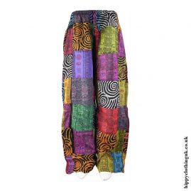 Multicoloured-Patchwork-Swirl-Trousers