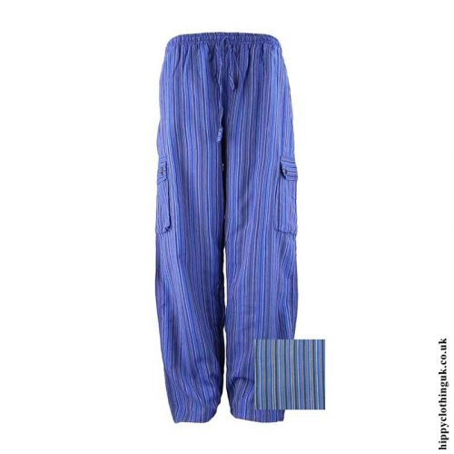 Blue-&-Purple-Striped-Cotton-Hippy-Trousers
