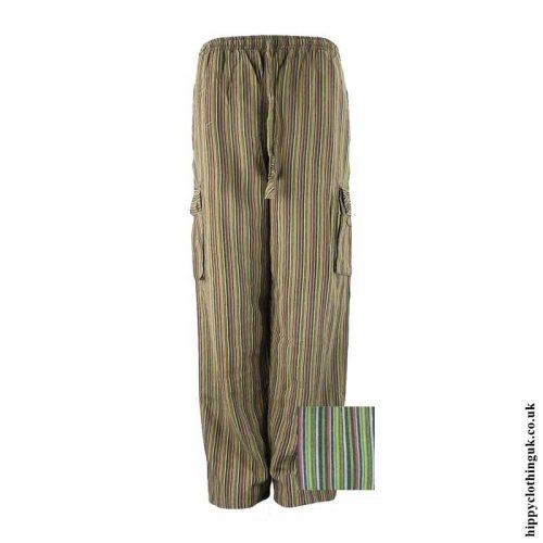 Colour-Mix-Striped-Cotton-Hippy-Trousers