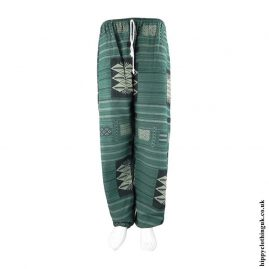 Green-Patterned-Cotton-Trousers