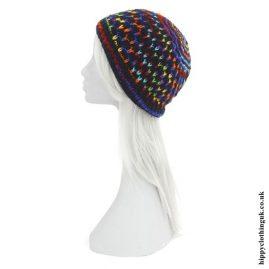 Multifleck Wool Fleece Lined Hat