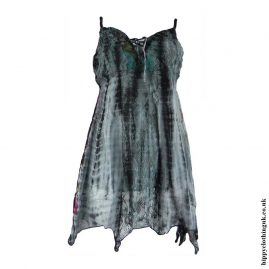 Charcoal-Cotton-Pointed-Pixie-Hippy-Blouse-Top