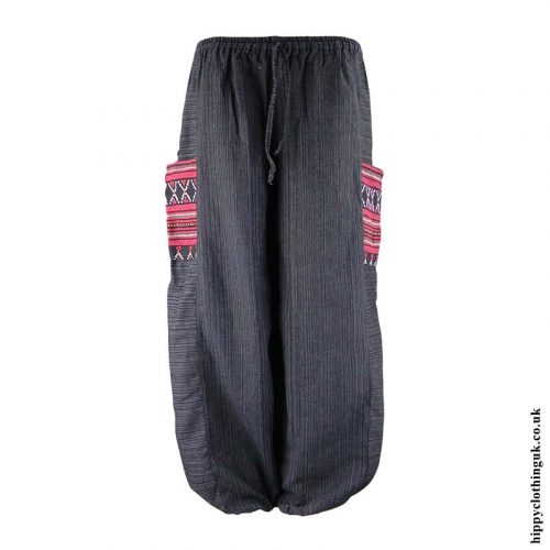 Charcoal-Gheri-Pocket-Trousers
