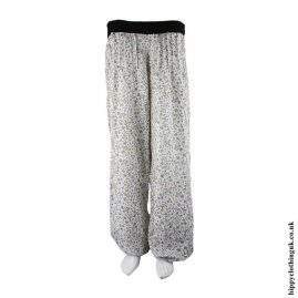 Cream-Recycled-Sari-Hippy-Trousers