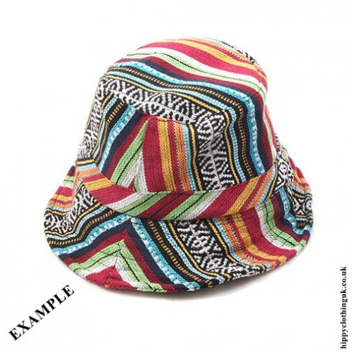 Gheri Cotton Hat Example Flat