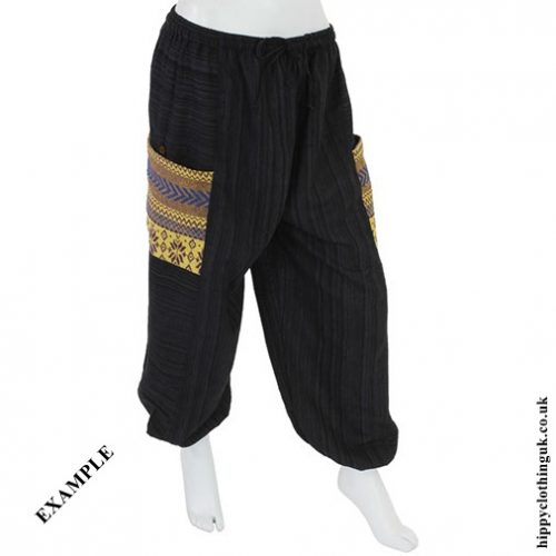 Gheri Pocket Trousers Example