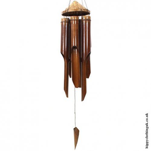 Padi Hat Bamboo Windchime