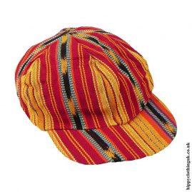 Red-Colour-Mix-Applejack-Cap