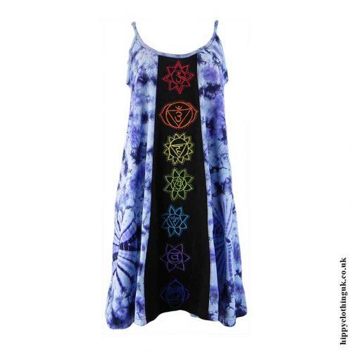 Tie-Dye-Chakra-Hippy-Dress
