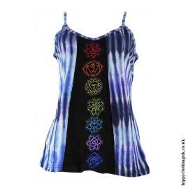 Tie-Dye-Chakra-Hippy-Vest-Top