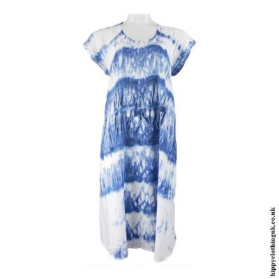 Hippy Clothing on the Beach - Tie Dye Dresses