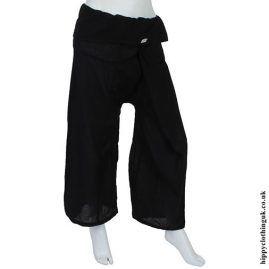 Black Yoga Trousers