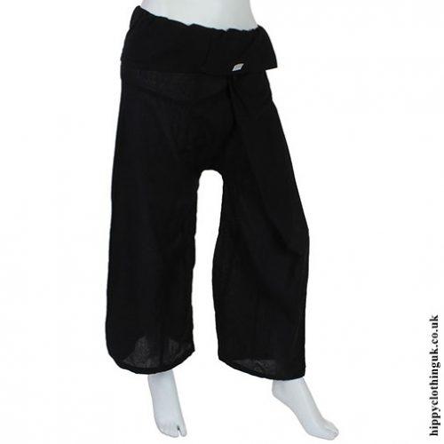 Black Yoga Trousers