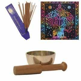Gifts | Incense | Oils | Home Textiles