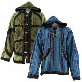 Mens Lined Jackets and Hoodies