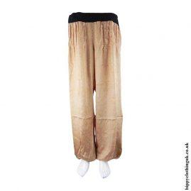 Pale-Orange-Recycled-Sari-Hippy-Trousers