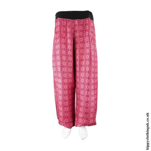 Pink-Recycled-Sari-Hippy-Trousers