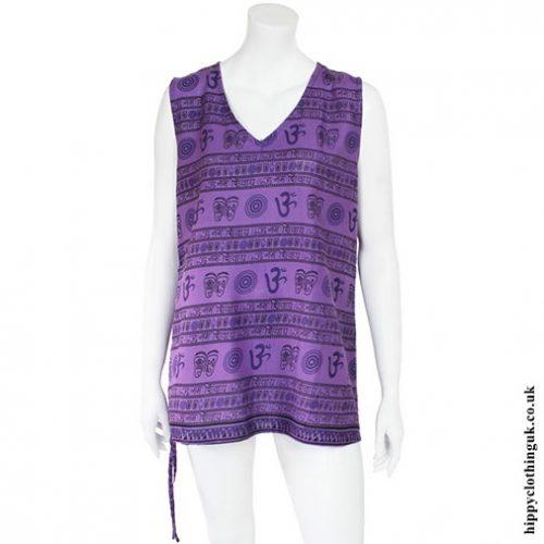 Purple Om Vest