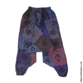Patchwork-Harem-Ali-Baba-Hippy-Trousers