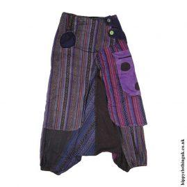 Purple-Layered-Ali-Baba-Trousers