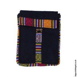 Black-Nepalese-Wool-Passport-Bag