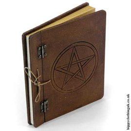 Blank-Pentacle-Spell-Book
